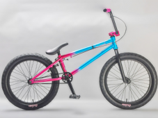 Madmain Cotton Candy 20 inch - complete Mafia BMX Bike